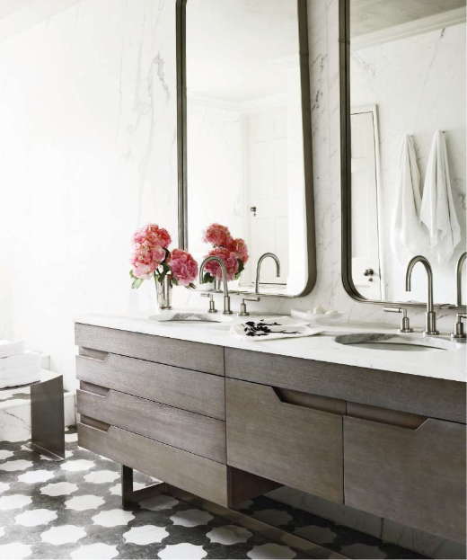 Interior Elle Decor Bathrooms magazine monday elle decor twelve chairs bathroom in decor