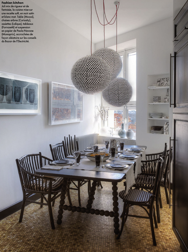 Magazine monday archives page 5 of 14 twelve chairs for Elle decoration france